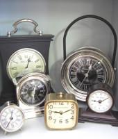 Clocks & Calendars