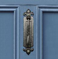 Door Letter Plates