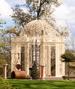 Garden Pavilions and Structures