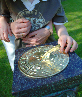 Sundials, Armillaries and Columns
