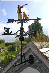 Weathervanes - Hand Painted