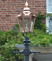 Concordia Hexagonal Lamp Post Collection