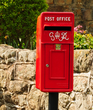 Post Boxes & Newspaper Holders