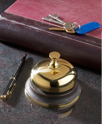 Service Bells, Hotel Bells or Desk bells