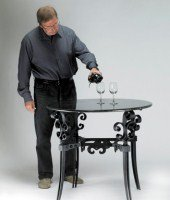 Granite Top Tables