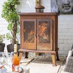 Fire Pits, Wood Burners & Patio Heaters