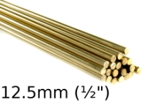 "All 12.5mm (½"") Gallery Posts & Rods Accessories"