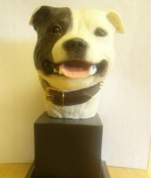 Bull Terrier Busts