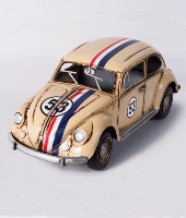 Scaled Volkswagen Model Cars
