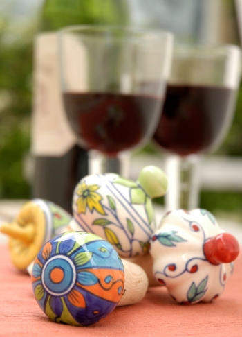Cork Wine Stoppers and Wine Bottle Openers