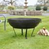 Kadai Bowl in garden setting