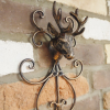 Wall Mounted Stag Candle Holder