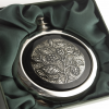 Berry Whisky Hip Flask