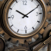 Close-up of the Clock Face