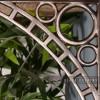 "Close-up of the ""Ironbridge"" Design"