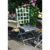 """View of the chair in the """"Warston Groves"""" Garden Furniture Set"""