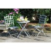 """""""Warston Groves"""" Garden Furniture Set with Two Chairs"""