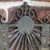 Ornate Design on the Sundial