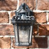 Ornate designed classical wall light
