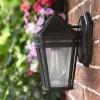 Beautiful garden wall lantern