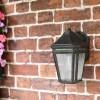 Entryway wall lantern