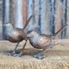 Beautiful set of two birds