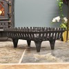 Traditional Cast iron Fireplace basket