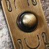 Detailed image of door bell button