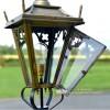Front Opening Door on the Lantern