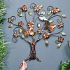 Butterfly Tree Wall Art to Scale