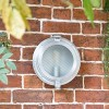Classic Bulk Head Style Wall Mounted Light in Situ on a Wall