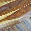 Close-up of the Wooden Top