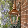 Copper Harrogate Lantern Top