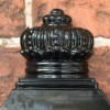 Detailed image of huntingdon finial