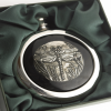 Dragonfly Whisky Hip Flask