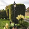 Harrogate Lamp post set - garden landscaping