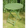 round Table From the Garden Furniture Collection