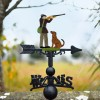 Hand Painted Game Season Weathervane