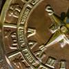 Horoscope Sundial - detailed image of Aries taurus & gemini