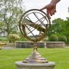 'Celestial' Armillary Sundial - Small