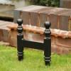 Cast iron Smithers Boot Scraper
