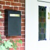 Large Post and Parcel Box Installed By Front Door