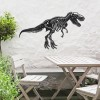Large T-Rex Wall Art