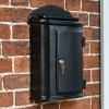 Simplistic design letter box