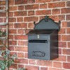 'Espresso' Secure Post and Parcel Box