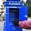 'Coastal Surf' Camden Post Box