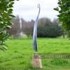 Standard Fern Sculpture Created From Steel
