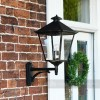 Outdoor wall light perfect for gardens