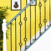 """Cavendish"" Set of 4 Alternating Stair Spindles - Pattern 10"