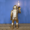 View of the Back of the Scuba Diving Gold Monkey Table Light